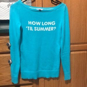 Lilly Light Sweater